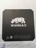 Wanhao I3 Plus MK2 magnetic build plate mat