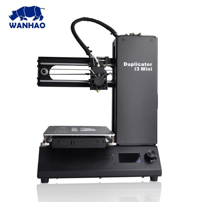 WANHAO I3 MINI, THE ALL NEW POCKET ROCKET FROM WANHAO!!