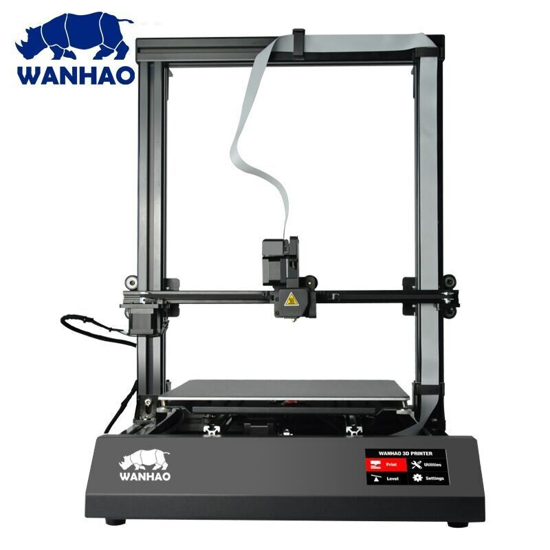 Wanhao D9 MK2, Large format FDM printer!